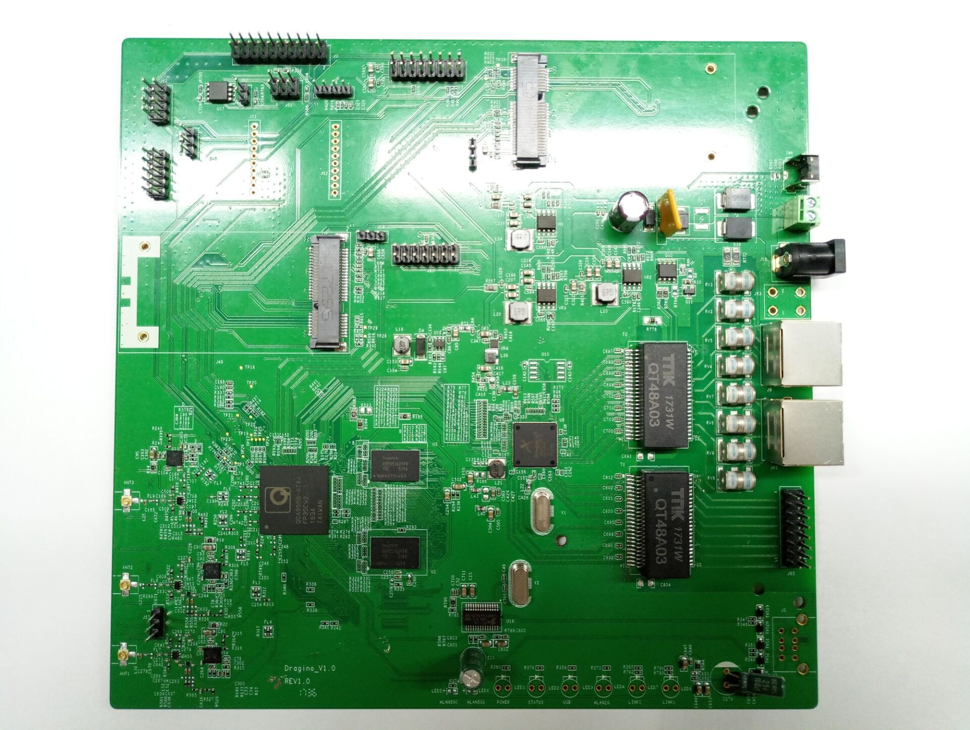 FirstPrototypePCB-top